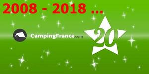 Camping France 2018