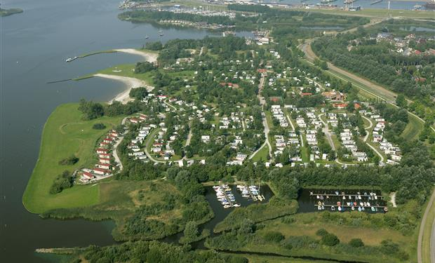 Camping Siblu Lauwersoog  aux Pays-Bas
