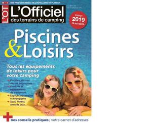 Couv HS Piscines & Loisirs 2019