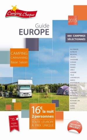 Guide Camping Cheque 2015