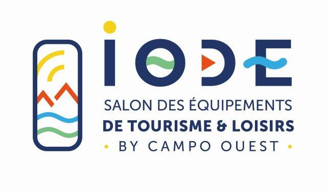 Logo salon IODE by Campo Ouest