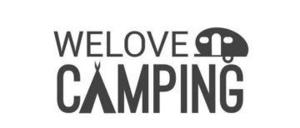 Logo site Internet We Love Camping