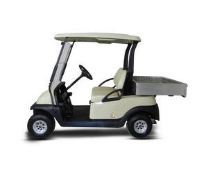 Club Car Precedent benne alu
